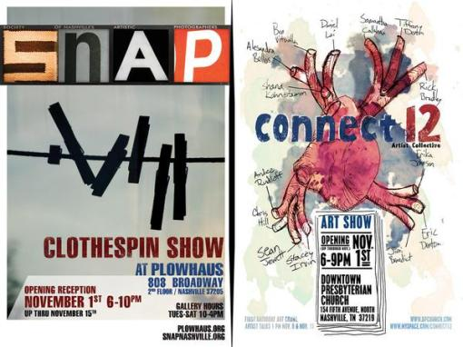 SNAP and Connect 12 Show Posters